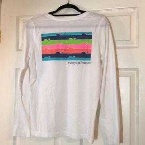 NWOT Vineyard Vine long sleeve t shirt